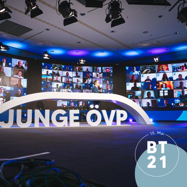 Rückblick Bundestag Junge ÖVP