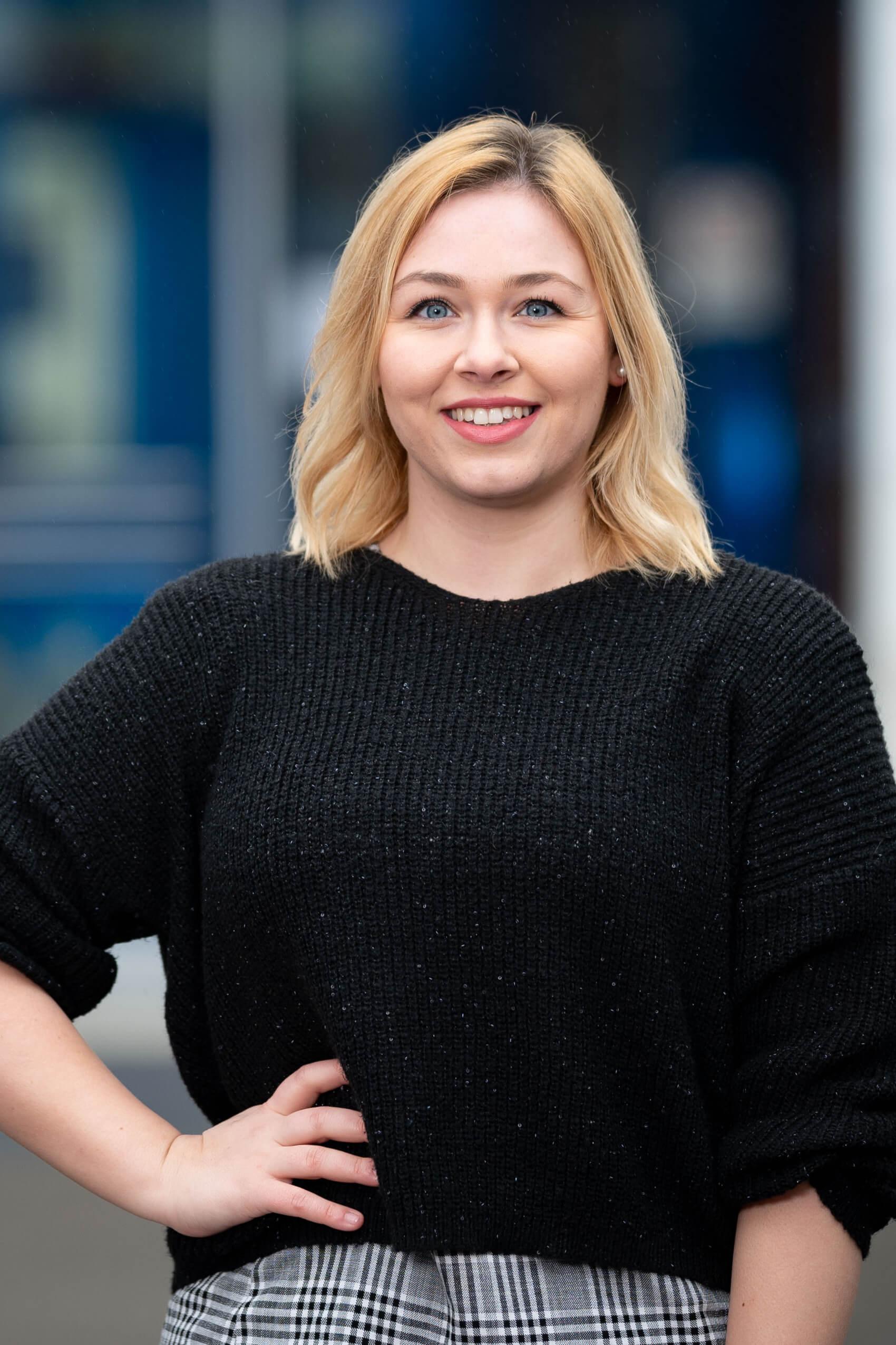 Junge OEVP Generalsekretärin Sabine Hanger