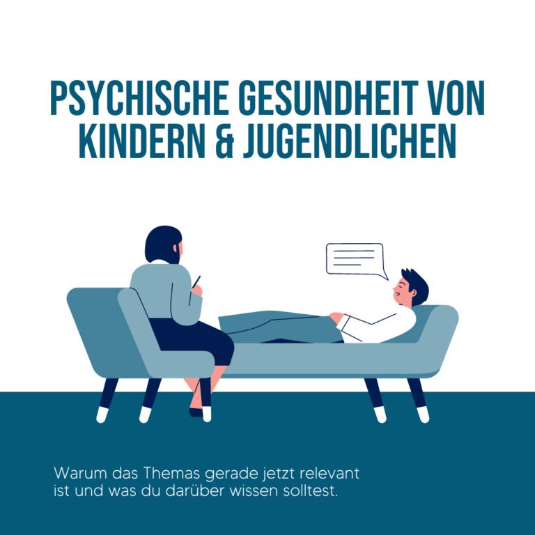 Junge OEVP Tag der Jugend psychische Gesundheit